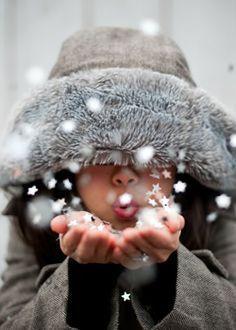 Repinned: snow