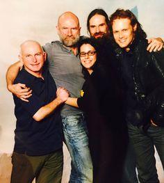 Photo OPs with Diana Gabaldon, Sam Heughan, Graham McTavish, Gary Lewis and Duncan Lacroix at RingCon 2015 – November 8th | Outlander Online