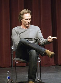Brockport alum William Fichtner
