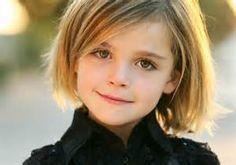Cute Short Little Girl Haircuts - Bing Images -- hey! it's a young Kiernan Shipka from Mad Men