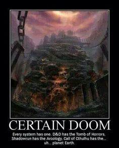 Certain Doom