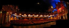 Olympia Theater at the Gusman Center for the Performing Arts - auditorium panorama (Miami, Florida)