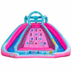 Baby Girl Toys, Toys For Girls, Kids Toys, Baby Dolls, 4 Kids, Brinquedos Fisher Price, Fun Places For Kids, Inflatable Bounce House, Princess Toys