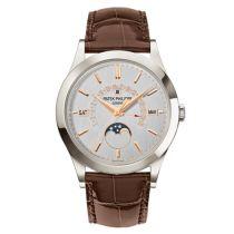 Patek Philippe Perpetual Calendar 5496 Platino Reloj 5496P-015