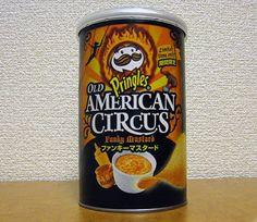 Les 10 saveurs de Pringles les plus étranges - UltraPop