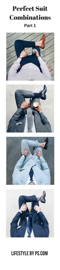 Perfect Suit Combinatios