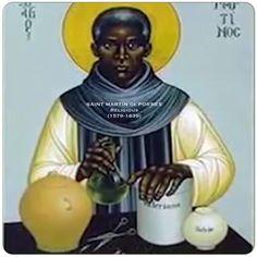 Patron Saint of Barbers