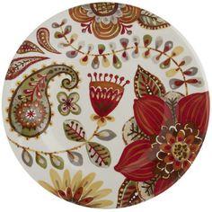 Baily Salad Plate