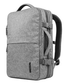 Protect your laptop and iPad, organize your gear and stash a change of clothes in our versatile carry-on, checkpoint-friendly travel backpack. The EO Travel Backpack is weather-resistant and fits your