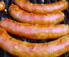 Homemade Sausage sausage and veggies;recipes with sausage dinner;spaghetti with sausage;orrechiette with sausage; Salami Recipes, Veggie Recipes, Quick Recipes, Kitchen Aid Recipes, Cooking Recipes, How To Make Sausage, Sausage Making, Chorizo, Bangers Recipe