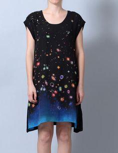 Universe dress! Tsumori Chisato.
