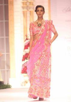 Pallavi Jaikishan - India Bridal Week 2013