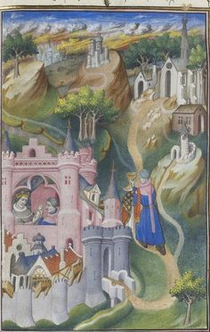 Pierre Salmon, Réponses à Charles VI.., 1409-1410, 69r http://www.europeanaregia.eu/en/manuscripts/paris-bibliotheque-nationale-france-mss-francais-23279/en