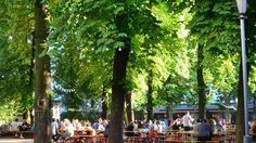 """Restaurant/Biergarten """"Prater"""" in Prenzlauer Berg (Foto: picture alliance)"""