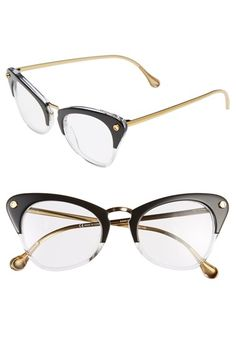 Elizabeth and James 'Gramercy' 49mm Optical Glasses available at #Nordstrom