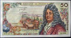 [ France, 50 Francs, 50 F ''Racine'',
