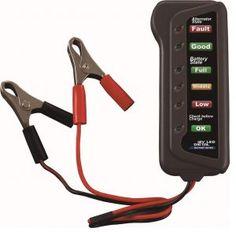 12v DC Voltage Check Car Battery /& Alternator Tester for Ford Zephyr