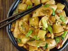 Een beetje pittig, een beetje zuur, een beetje zoet. Een lekker hoofdgerecht met kip, dat echt niet moeilijk te maken is. | http://degezondekok.nl