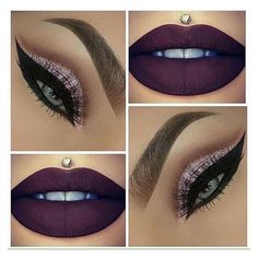Pretty Makeup ☆ Eyes♢Lips♢Face ☆ ❤ liked on Polyvore featuring beauty products and skincare