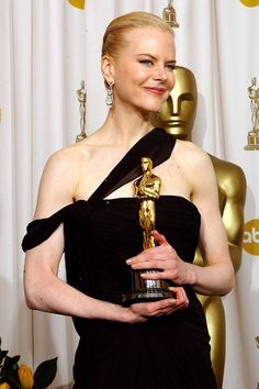 Nicole Kidman (The Hours), Best Actress 2002