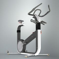 U'Bike : Modern Exercise Bike Design That Tracks Your Workout Progress | Tuvie
