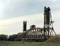 fairview lift bridge | Snowden Bridge, Montana Photographed by the Historic American ...
