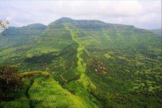 Group Trek to Tikona Fort, Maharashtra, India