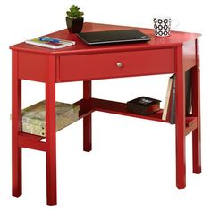 Found it at Wayfair - Cliffside Corner Writing Desk