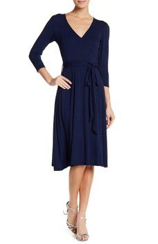 Bobeau - Wrap Dress