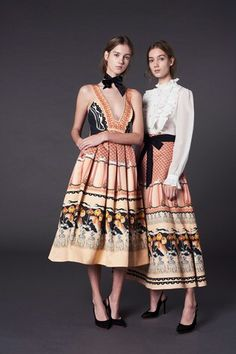 Temperley London Pre-Fall 2017 Fashion Show Collection
