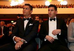 Messi scoops FIFA Ballon d'Or award ahead of Ronaldo and Neymar Lionel Messi, Messi And Neymar, Messi And Ronaldo, Cristiano Ronaldo, Football Awards, Fifa Football, Football Latest, Football Jokes, Ballon D'or