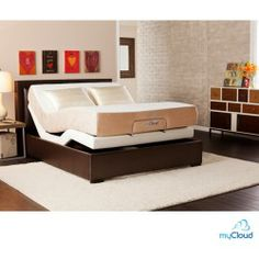 Comfort Adjustable bed