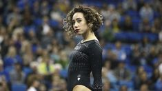 'A 10 isn't enough': UCLA gymnast's flawless floor routine breaks the Internet -...