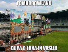 Untold Festival, Tomorrowland-ul de România