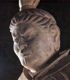 奈良 東大寺 戒壇院 広目天像