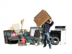 Finally accomplish cleaning out your home or apartment with the help of furniture removal experts.