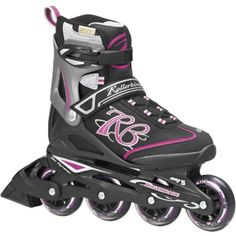 Rollerblade Women's Zetrablade In-Line Skates.  Skating is such fun exercise!