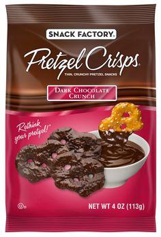 Dark Chocolate Crunch