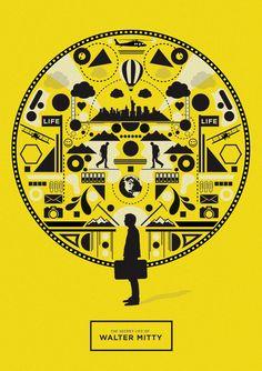 The Secret Life Of Walter Mitty - Matt Needle