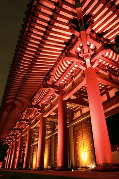 Hakata Light Up Walk - Toucho-ji temple, Fukuoka-city, Japan