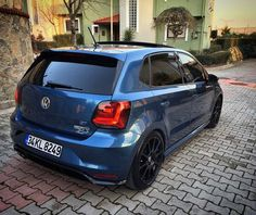POLO GTI Volkswagen Polo, Volkswagen Models, Volkswagen Group, Vw Polo Modified, New Ferrari, Sport Seats, Air Ride, Vw Cars, Babe
