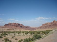 Black Dragon Canyon, Utah. The first of many canyons I saw on my summer road trip out west. May 2011