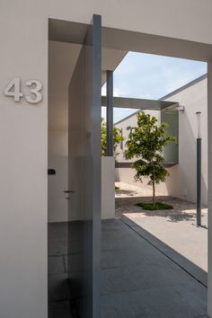 JCNAME ARQUITECTOS - Project - MR HOUSE