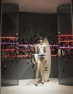 CHANEL,Miami, USA,  7 things you can do when the surf is flat......,pinned by Ton van der Veer