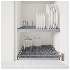 UTRUSTA Dish drainer for wall cabinet IKEA