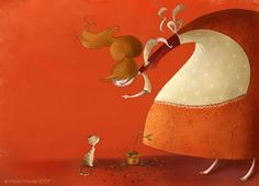 Marta Chicote's illustration