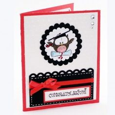 Acquista Card Laurea Gufo con pergamena su Hobbybay - DECORAZIONI varie