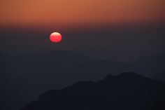 » Der rote Feuerball « Lifestyle Blog, Planets, Blogging, Travel Photography, Celestial, Sunset, Outdoor, Fire, Red