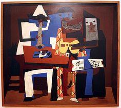 Three Musicians 123
