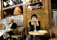 cafe culture France